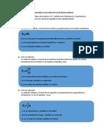 APLICACIONES A LOS CIRCUITOS ELÉCTRICOS SIMPLES