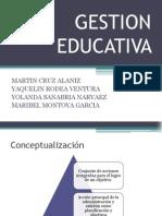 Gestion Educativa