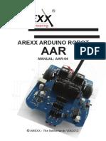 Arexx - Arduino Roboter Aar 04
