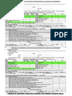 Form is Rumah Sehat & SAB 2013 Komplet