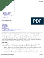 Nationalism Postcolonial Studies @ Emory