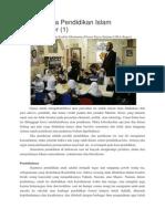 Problematika Pendidikan Islam Kontemporer