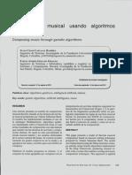 Composicion Musical Usando Algoritmos Geneticos