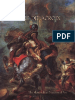 Eugene Delacroix 1798 1863 Paintings Drawings and Prints From North American Collections