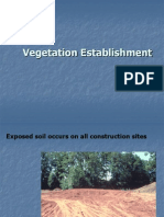 3.Vegetaton Establishment