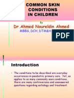 Common Skin Disorders in Children