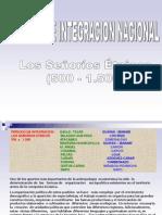 Periodo Integracion - Culturas Incas