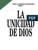 La Unicidad de Dios - David k. Bernard