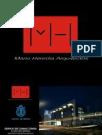Arquitectura Bioclimatica - Edificios de Consultorios