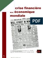 La crise financière et économique mondiale - RSE et crises - Magazine de la communication de crise et sensible n°17