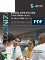 Building and Benefiting from a Diverse and Inclusive Workforce