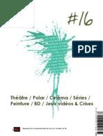 L'art et les crises - Magazine de la communication de crise et sensible n°16