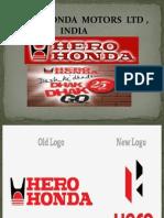 Hero Honda Marketing Ppt