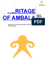 Heritage of Ambala Final Ppt (2)