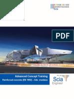 [Eng]Advanced Concept Training - Reinforced Concrete (en 1992) - Adv. Modules 2011.0 v1