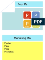 Marketing Mix - A Detailed Account