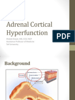 Adrenal Cortical Hyperfunction