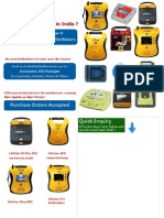 AEDs _ Buy Automated External Defibrillator India _ Defibrillator Price Information