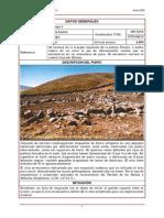 3. Ficha Arqueologica