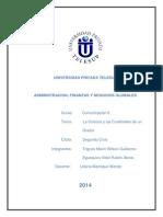Monografia La Oratoria y Cualidades Del Orador