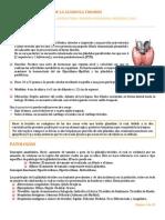 Clase 2 - Patología de la Glándula Tiroides