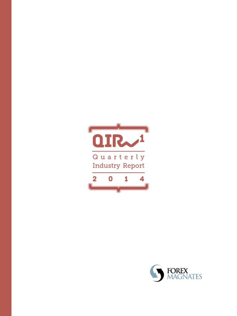 Forex magnates report pdf ~ blogger.com