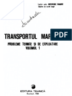 Transportul maritim Vol  I