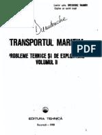 Transport maritim Vol  II