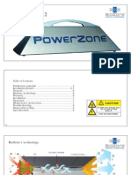 BioZone Scientific PowerZone Owners Manual1