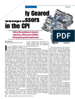 Integrally Geared Compressors in the CPI