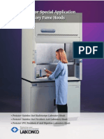 Protector Special Application Laboratory Fu Me Hoods
