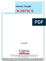 Logistics - Cygnus - ToC