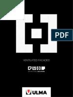 Ventilated Facades Catalogue En