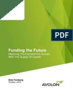2013-10 Avolon - Funding the Future