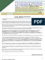 AVANT PROPOS Project de Compilation Des Différentes Contributions de Défunt Rév. Jean Ruhigita NDAGORA