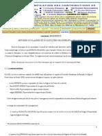 CHAPITRE III Project de Compilation Des Différentes Contributions de Défunt Rév. Jean Ruhigita NDAGORA
