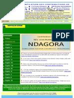 Contributions de Rev. Ruhigita Ndagora