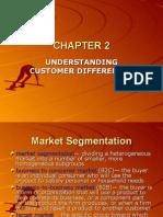 Understanding Customer Differences