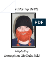 A Beard for My Pirate