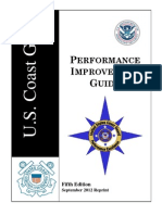 Performance Improvement Guide 5th Edition