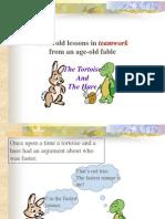 new rabbit tortoise story
