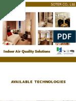 Presentation - BioZone - Air Purification - Hospitality - 2011 05 31