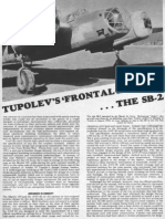 Tupolev's 'Frontal Bomber'...the SB-2