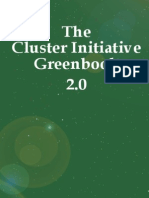 The Cluster Initiative Greenbook 2.0