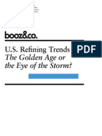 U.S. Refining Trends_The Golden Age or the Eye of the Storm RB Part I