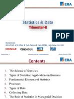 2 Statical Data