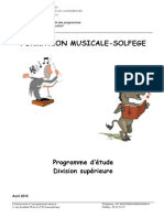 Solfege Musicale