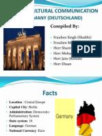 CM Presentation Germany