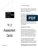 y2 Ass Cards