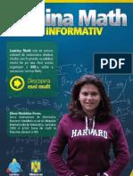 Lumina Math Brochure 1